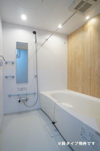シュウ 01010号室の風呂