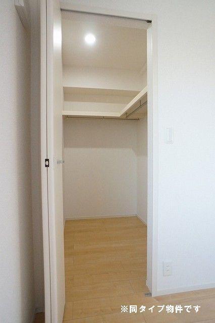 シュウ 01010号室の収納