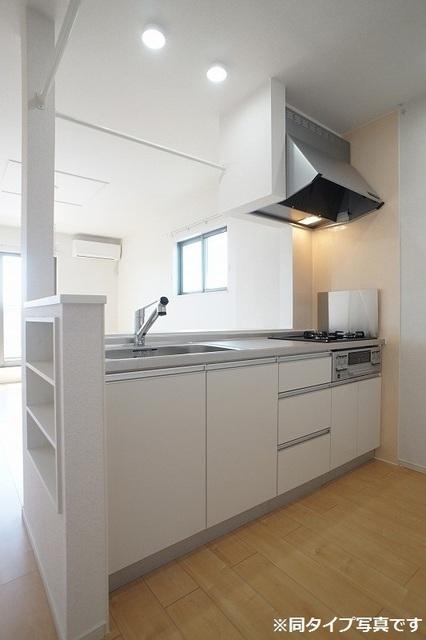 シュウ 02010号室のキッチン