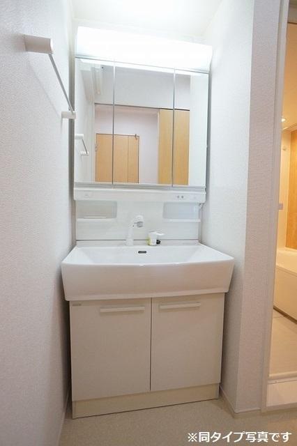 シュウ 02010号室の洗面所