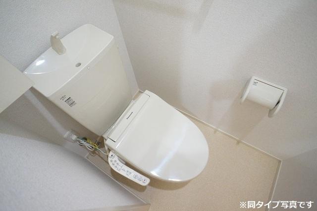 シュウ 02010号室のトイレ