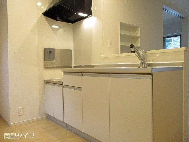 メゾン・デ・リアン 02020号室のキッチン