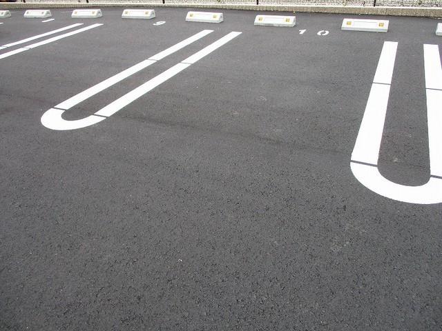 メゾン・デ・リアン 02020号室の駐車場
