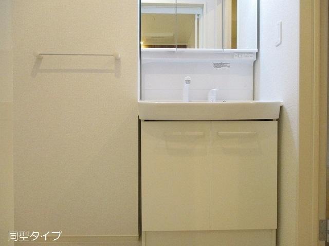 メゾン・デ・リアン 02020号室の洗面所