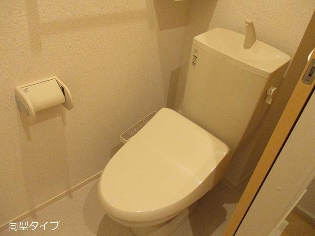 メゾン・デ・リアン 02020号室のトイレ