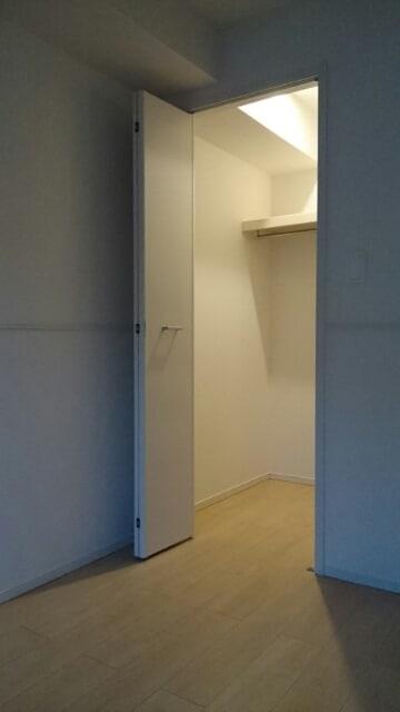 メゾン・ハーモニー 02020号室の収納