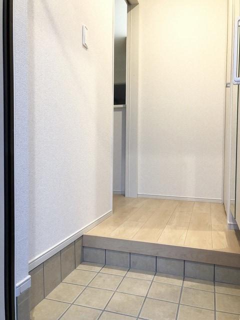 メゾンシャルムⅠ 01010号室の玄関