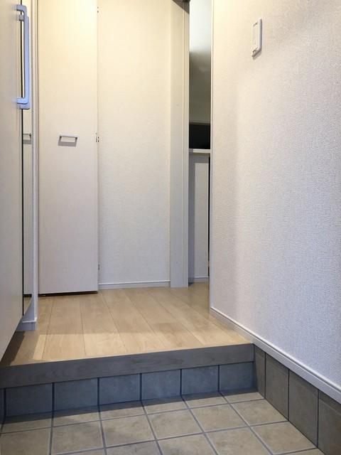 メゾンシャルムⅠ 01020号室の玄関