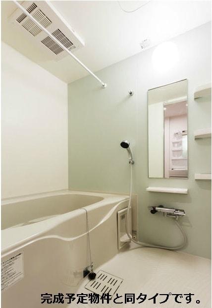 マーガレット 02010号室の風呂