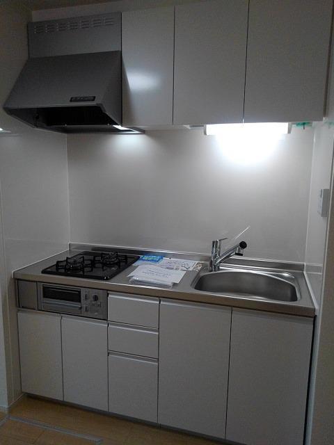 仮)仲町2丁目アパート 01020号室のキッチン