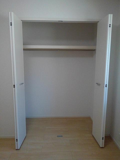 仮)仲町2丁目アパート 01020号室の収納