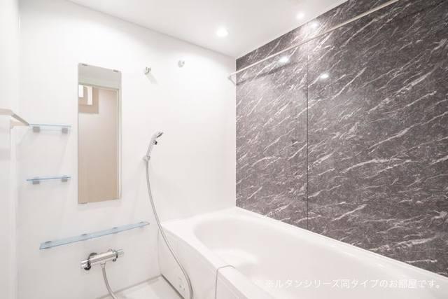プレジール 01010号室の風呂