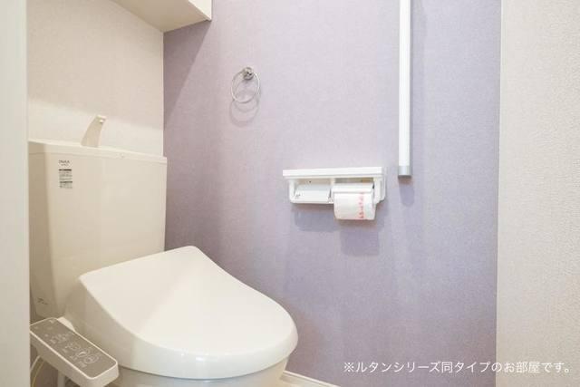 プレジール 01010号室のトイレ