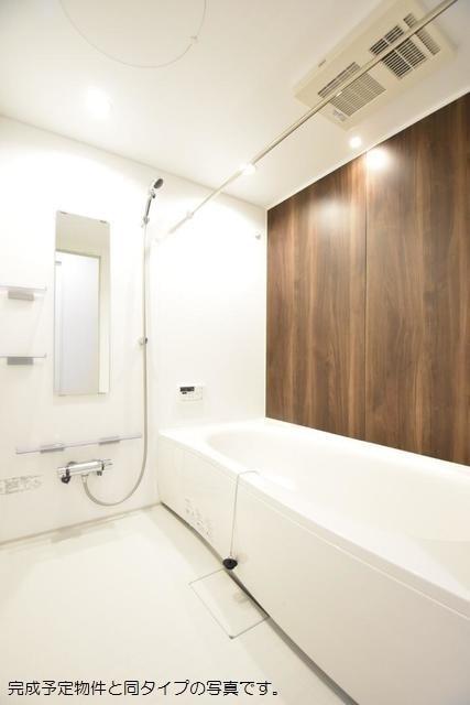 ストーン ケイプB 02010号室の風呂