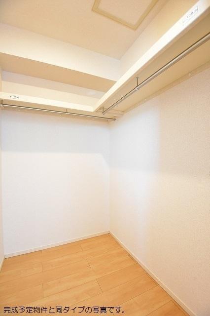 ストーン ケイプB 02010号室の収納