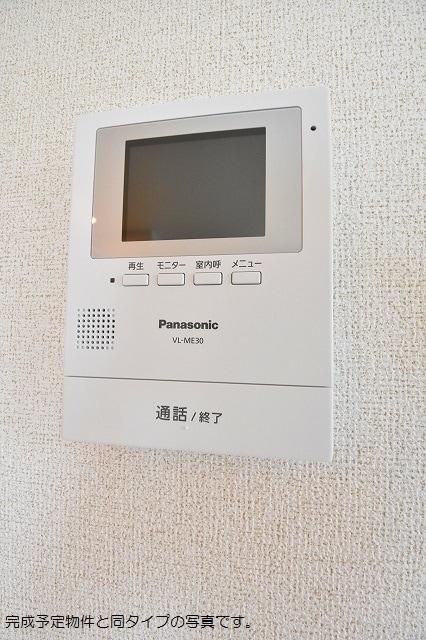 ストーン ケイプB 02010号室のセキュリティ