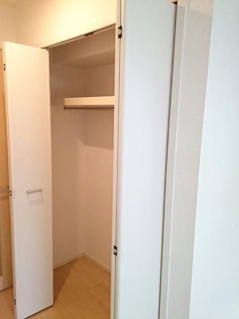 セルカS Ⅱ 01010号室のバルコニー