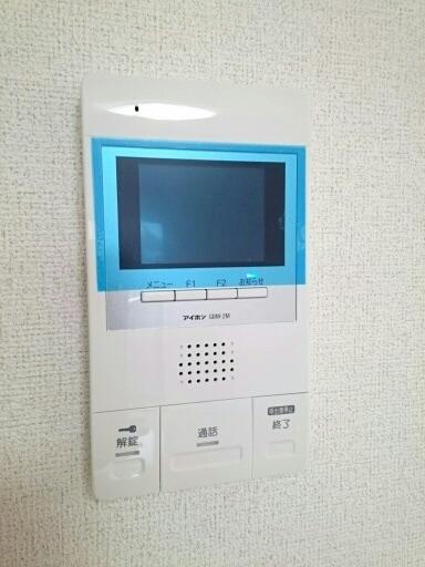セルカS Ⅱ 01010号室のセキュリティ