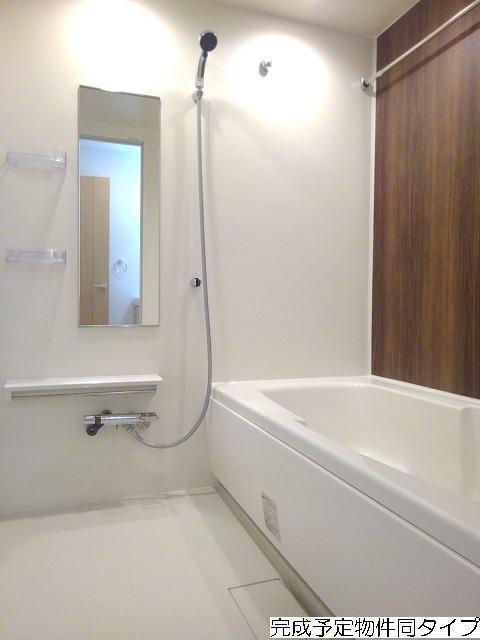 ベルフルール 02010号室の風呂
