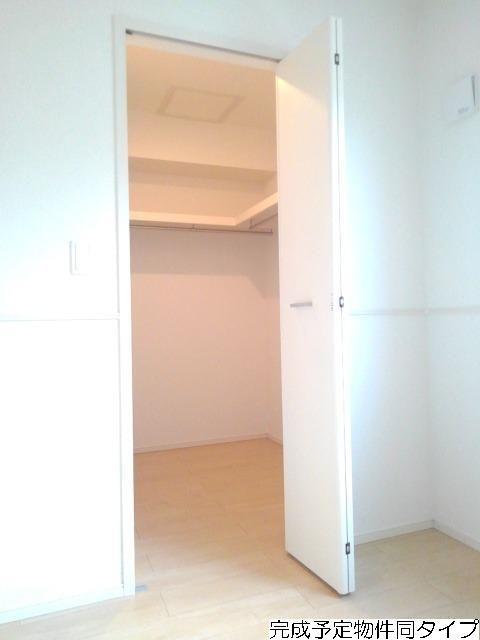 ベルフルール 02030号室の収納