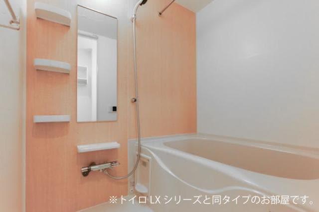 カームパインツリー21 A 01010号室の風呂