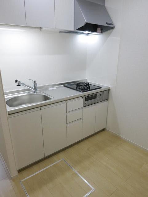 ユーマックスⅤ 105号室のキッチン