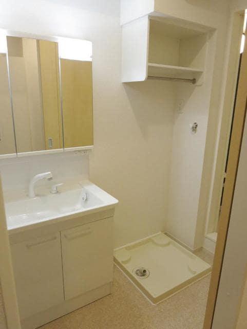 ユーマックスⅤ 105号室の洗面所