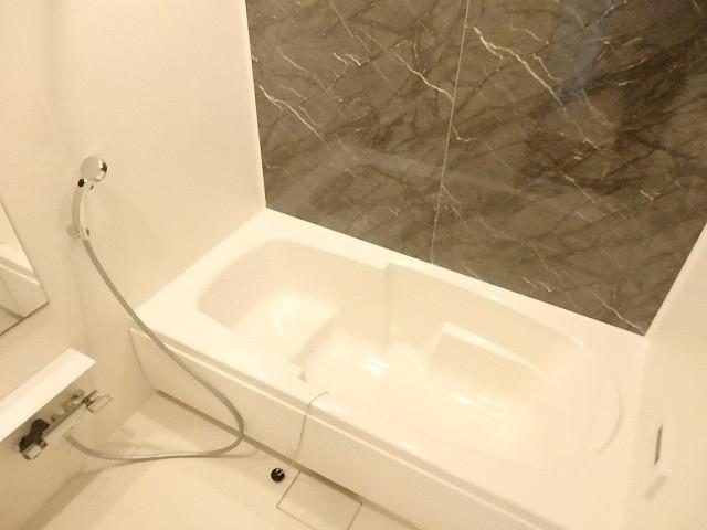 浄雲クワトロ 203号室の風呂