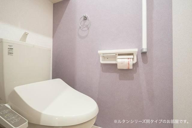 ベルグ しらゆり 104号室のトイレ