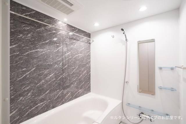 ベルグ しらゆり 104号室の風呂