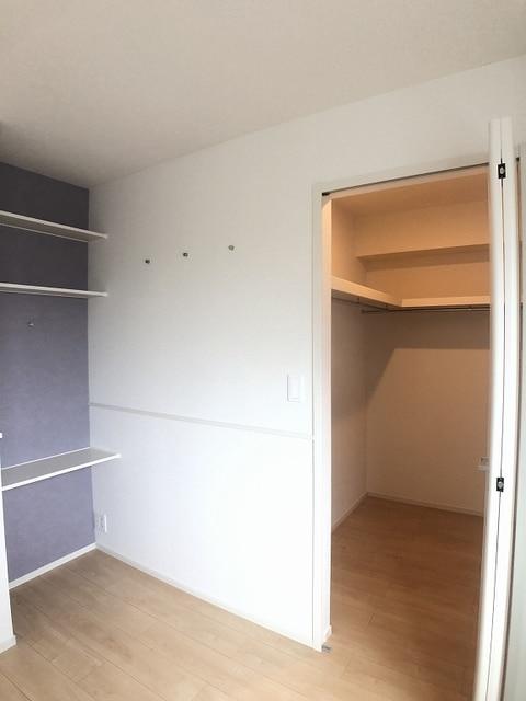 ベラカーサ プリモ 103号室の収納
