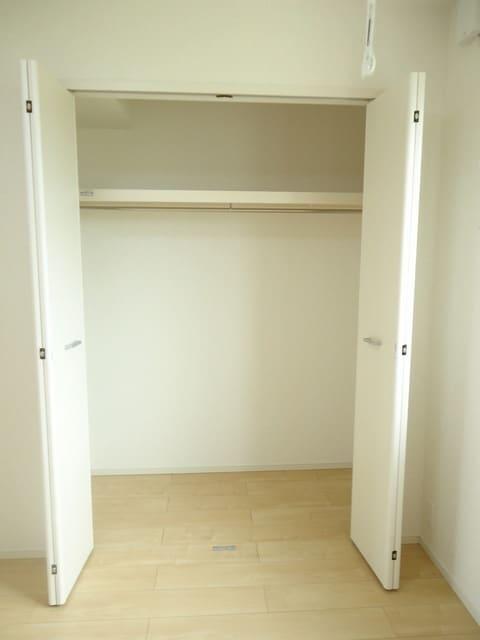 シャトレー 205号室の収納