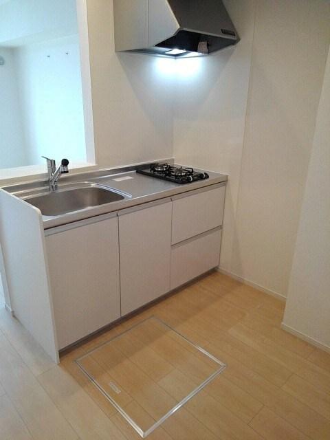 サニーフラット 103号室のキッチン