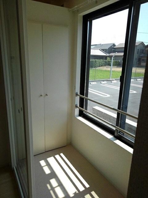 サニーフラット 103号室の景色