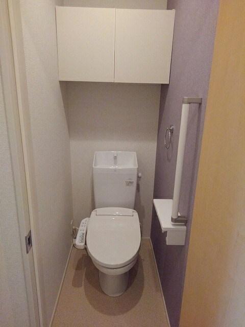 サニーフラット 103号室のトイレ