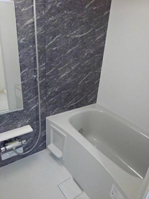 シダーコート 206号室の風呂