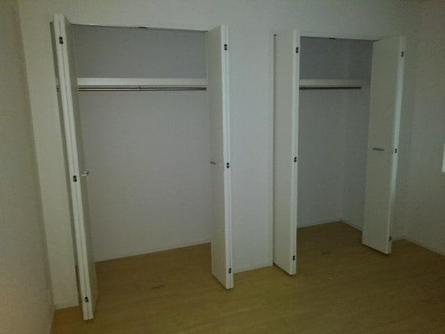 フルール小柳 105号室の収納