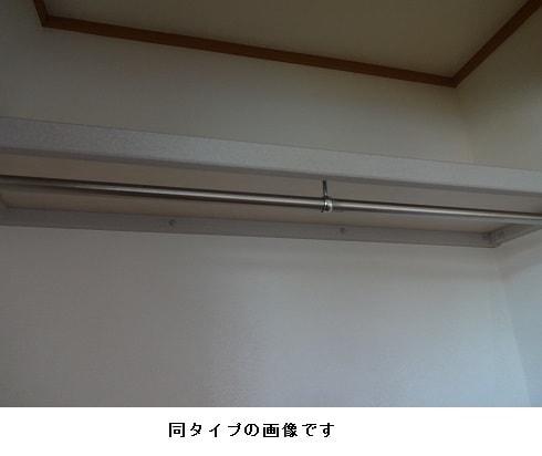 ベルフォース ルミエール 304号室の収納
