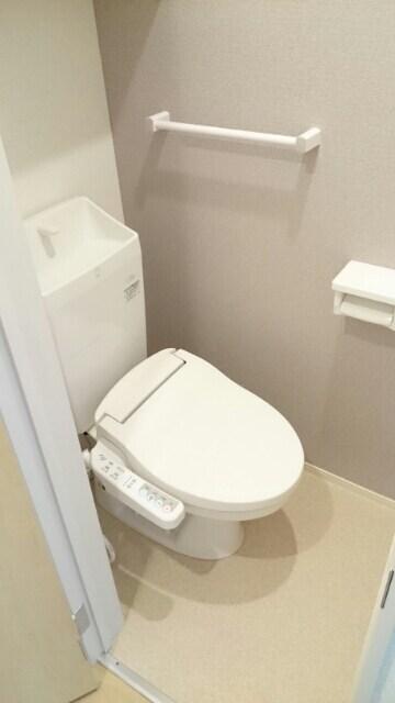 サニーウェル 105号室のトイレ
