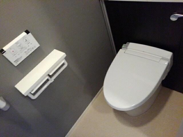 グリシーヌ 201号室のトイレ