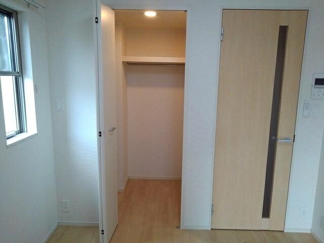 ヴィラ・サンセールⅡ 108号室の収納