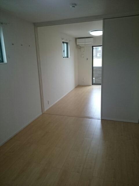 ウエスト コミタリアⅡ 103号室の居室