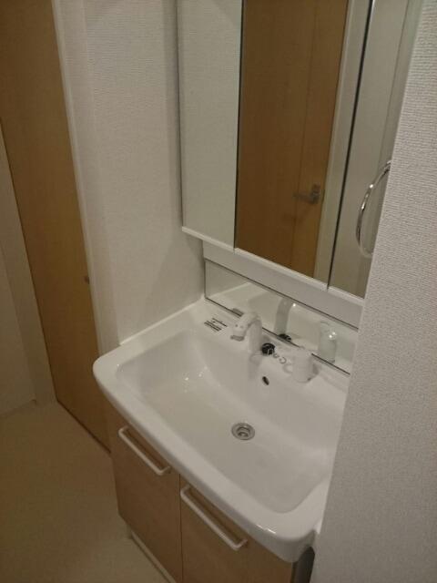 ウエスト コミタリアⅡ 103号室の洗面所