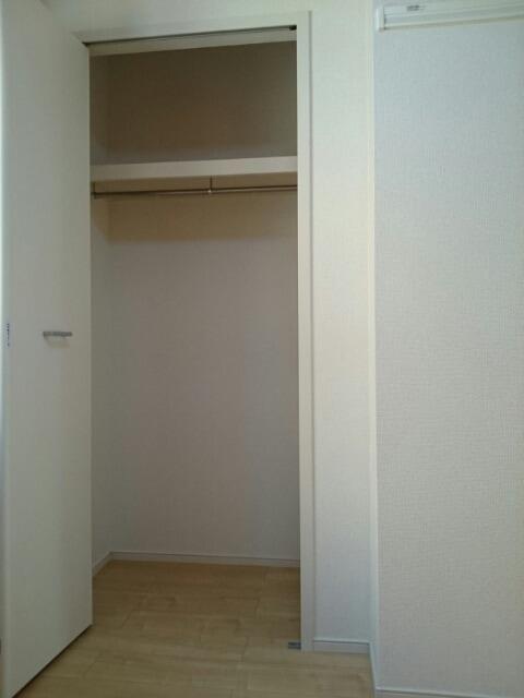 ルピナス 101号室の収納