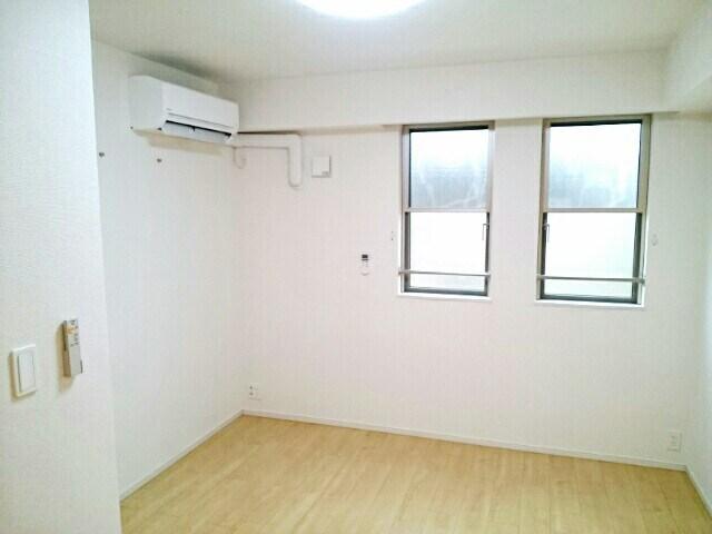 プレミレント 203号室のキッチン