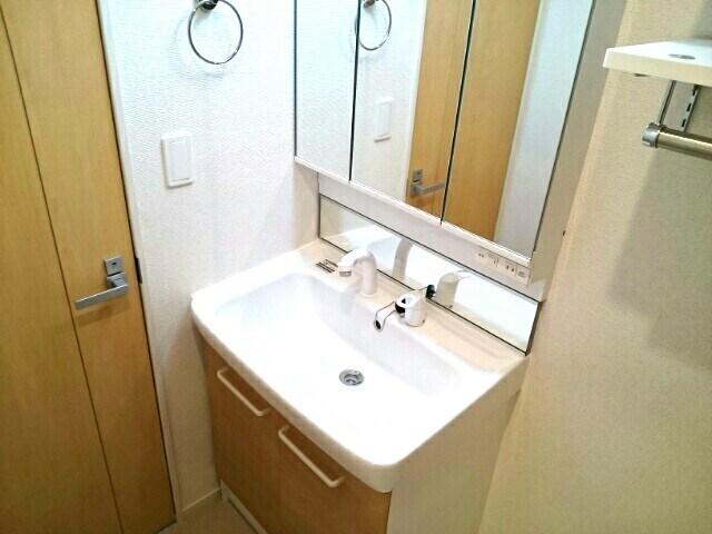 プレミレント 203号室のトイレ