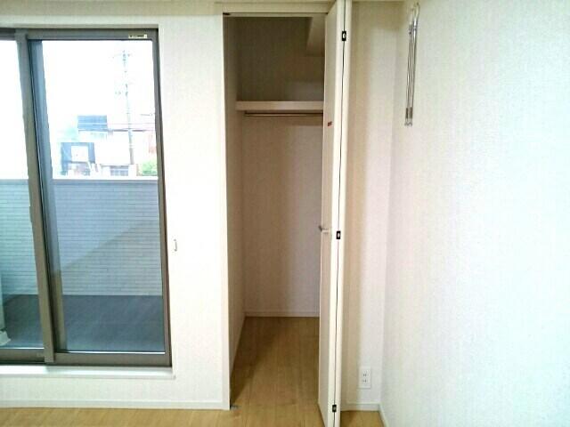 プレミレント 203号室の洗面所