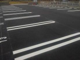 メゾンプリンスJ 108号室の駐車場