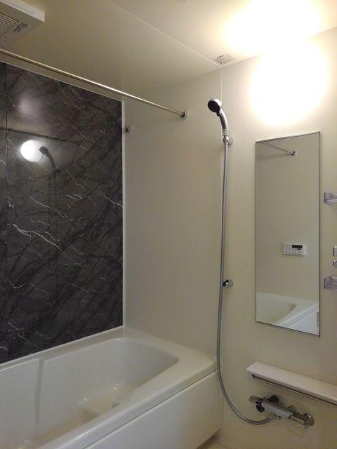 Maison de フルール 202号室の風呂