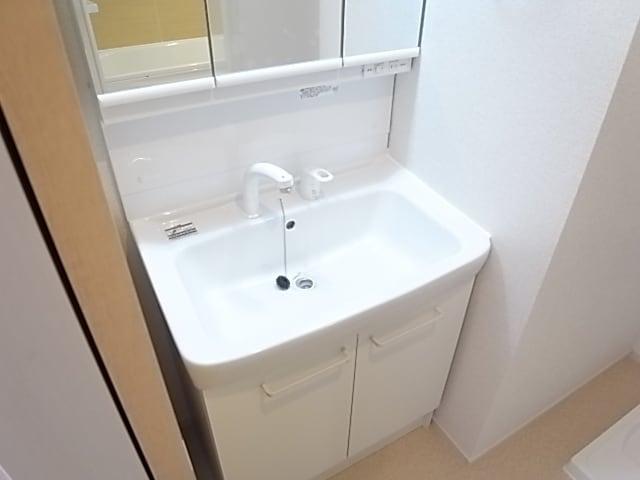 BELLE・CASA A 103号室の洗面所